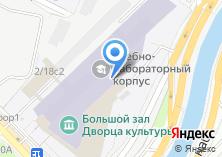 Компания «МГТУ» на карте