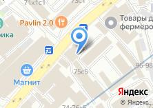 Компания «ЭЛЕКТРО-ПРОФИ» на карте