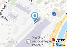 Компания «Техно-АС» на карте