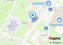 Компания «Транс-клининг» на карте
