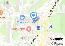 Компания «Росмебель-М» на карте