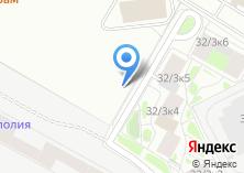 Компания «Forza Karting Hall» на карте