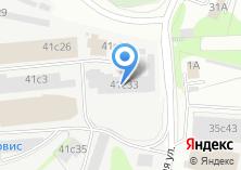 Компания «ГлаВент» на карте