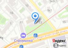 Компания «Северный берег» на карте