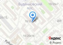 Компания «Федерация Косики каратэ России» на карте