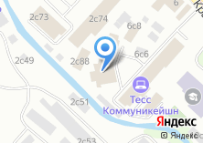 Компания «МАРКЕТ-КОМ» на карте