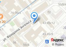 Компания «AutoLINES.ru» на карте