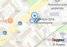Компания «Оренбург Прожект Менеджмент» на карте