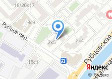 Компания «РуссКом» на карте
