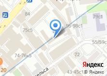 Компания «Московский социально-педагогический институт» на карте