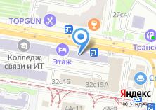 Компания «Фокс-спб» на карте