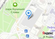 Компания «Трасстройсервис» на карте