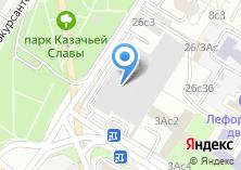 Компания «Все Форматы» на карте