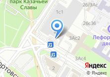 Компания «Теплокабель-М» на карте