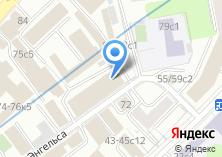 Компания «РЕСТОРАТОР & CHEF» на карте