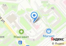 Компания «Тульская областная клиническая больница» на карте
