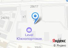 Компания «Стройщебень» на карте