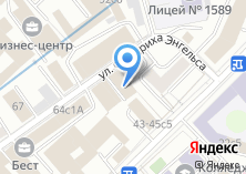 Компания «Автоколорит» на карте