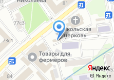 Компания «Аквалокус» на карте