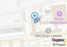 Компания «АЛВИК+» на карте