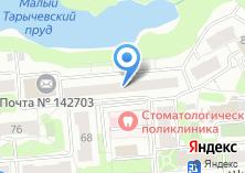Компания «Кабинет психологической консультации» на карте