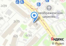 Компания «МОСКОВСКИЕ ДОЗИРУЮЩИЕ СИСТЕМЫ» на карте