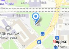 Компания «Храм Покрова Пресвятой Богородицы в Рубцово» на карте