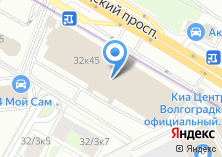 Компания «СантехК» на карте