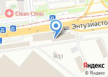 Компания «Балашихинский литейно-механический завод» на карте