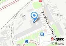 Компания «Текстиль Дом» на карте