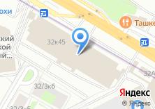 Компания «ЛесПромГруп» на карте
