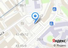 Компания «Профстилист» на карте