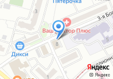 Компания «Олл СБ» на карте
