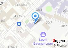 Компания «Колледж малого бизнеса №4» на карте