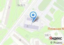 Компания «Федерация русского боевого искусства» на карте