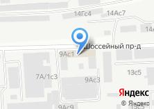 Компания «Компания «Мособлстрой»» на карте