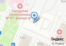 Компания «GoldenDeti.ru» на карте