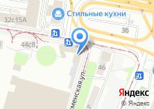 Компания «Октябрьское трамвайное депо» на карте