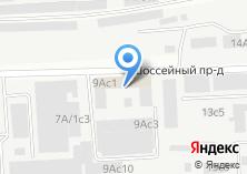 Компания «Новые Конструкции» на карте