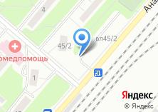 Компания «Анадырский-45/2» на карте