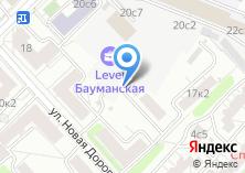 Компания «АНД Проджект» на карте