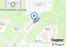 Компания «Почтовое отделение №129336» на карте