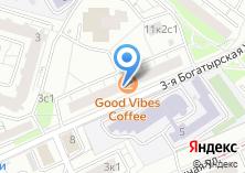 Компания «ХимИндустрия» на карте