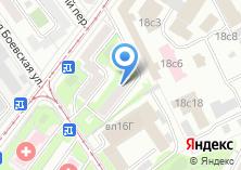 Компания «OpelBU» на карте
