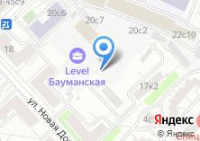 Компания «ТехноВик» на карте