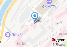 Компания «Главный государственный центр судебно-медицинских и криминалистических экспертиз Министерства Обороны РФ» на карте