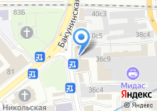 Компания «Центрсвязьинформ» на карте