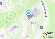 Компания «Загорье-3» на карте