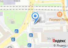 Компания «Вовди» на карте