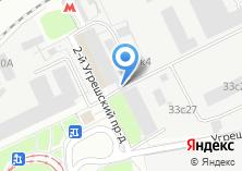 Компания «Калдис» на карте